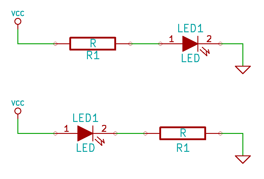 led schematic polarity  | odicis.org